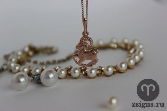 zolotoj-kulon-znaka-zodiaka-oven-zhemchug