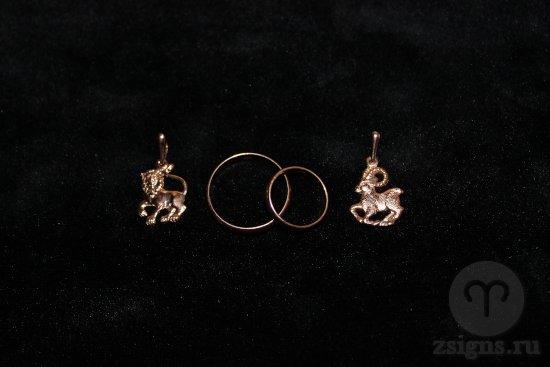 zolotye-obruchalnye-kolca-kulon-znak-zodiak-lev-oven