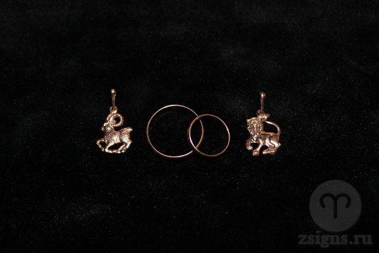zolotye-obrualnye-kolca-kulon-znak-zodiak-oven-lev